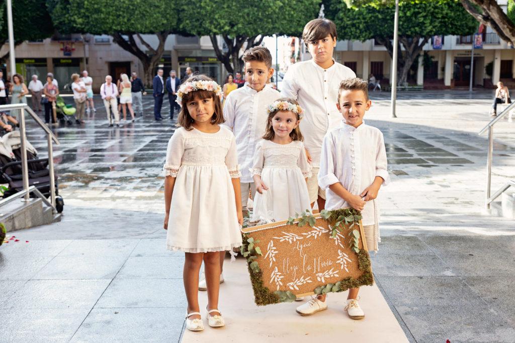 La Pergola Floristeria Almoradi Niños de Arras _MG_7345