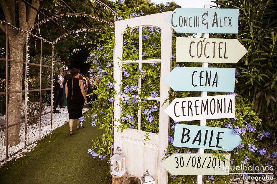La Pergola Conchi y Alex Boda blog